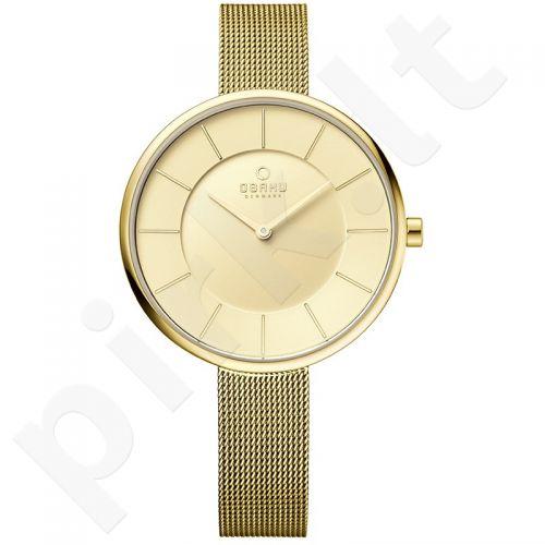 Moteriškas laikrodis Obaku V185LXGGMG