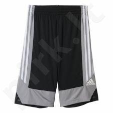 Šortai krepšiniui Adidas Commander Shorts Junior AZ9571