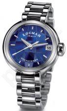 Laikrodis LOCMAN TUTTOTONDO 38.5 mm 035000BLNNK4BR0