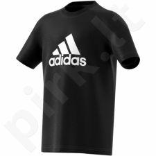 Marškinėliai adidas YB GU Tee Junior BK0707