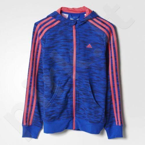 Bliuzonas  Adidas Essentials Full Zip Hoodie Junior AB4870
