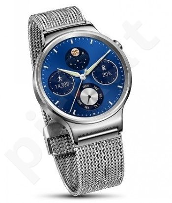 HUAWEI WATCH STAINLESS STEEL + MESH
