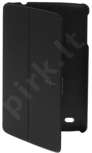 LG G pad 8.0 Quick dėklas juodas