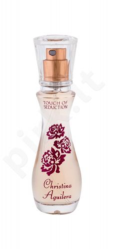 Christina Aguilera Touch of Seduction, kvapusis vanduo moterims, 15ml