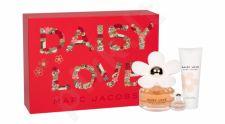 Marc Jacobs Daisy Love, rinkinys tualetinis vanduo moterims, (EDT 100 ml + kūno losjonas 75 ml + EDT 4 ml)