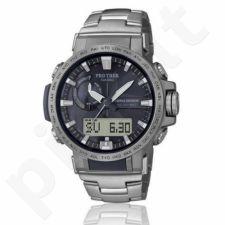 Vyriškas laikrodis CASIO PRO TREK PRW-60T-7AER