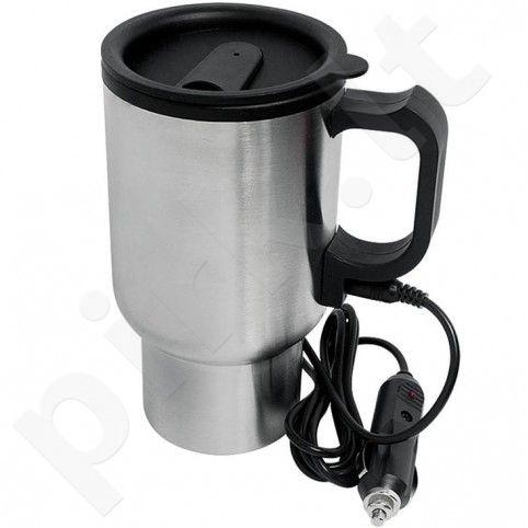 Šildomas automobilinis puodelis