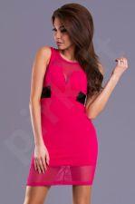 Emamoda suknelė - fuksija 8508-1