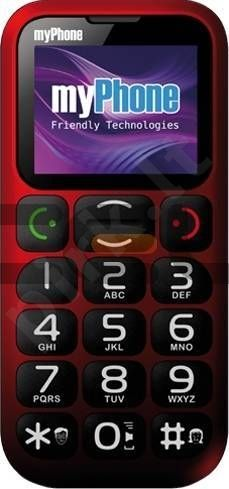 MyPhone 1045 Red