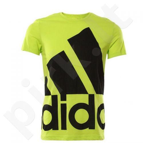 Marškinėliai Adidas Logo Tee Big M S21318