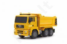 Radio bangomis valdomas Jamara Dump truck MAN 2,4 GHz