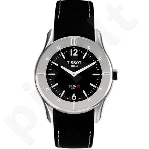 Tissot Touch Silent-T T40.1.426.51 vyriškas laikrodis