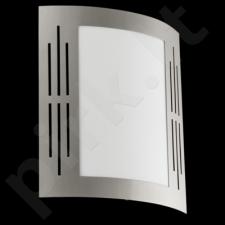 Sieninis šviestuvas EGLO 82309 | CITY
