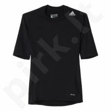 Marškinėliai kompresiniai Adidas Techfit Base Short Sleeve M AJ4966