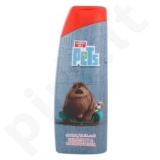 Universal The Secret Life Of Pets šampūnas & kondicionierius, kosmetika vaikams, 400ml