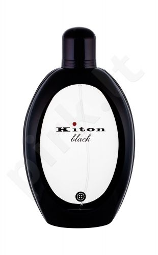 Kiton Kiton Black, tualetinis vanduo vyrams, 125ml