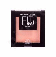 Maybelline Fit Me!, skaistalai moterims, 5g, (40 Peach)