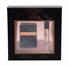 GUESS Homme Noir, Seductive, rinkinys tualetinis vanduo vyrams, (EDT 50 ml + EDT 15 ml)