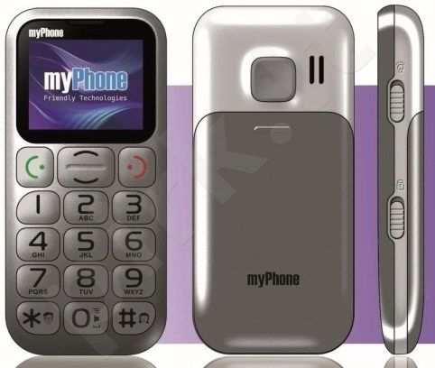 Myphone 1045 Silver
