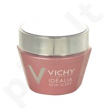Vichy Idéalia Skin Sleep Recovery naktinis veido kremas, kosmetika moterims, 50ml