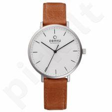Moteriškas laikrodis Obaku V186LXCWRZ