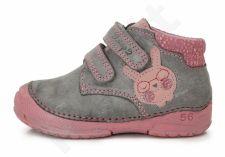 Auliniai D.D. step pilki batai 19-24 d. 038243