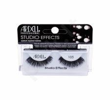 Ardell Studio Effects, 105, dirbtinės blakstienos moterims, 1pc, (Black)