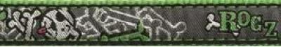 Rogz antkaklis HB03 - BL