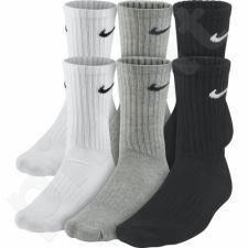 Kojinės Nike Cusion 6 poros SX4465-905