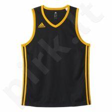 Marškinėliai krepšiniui Adidas Commander Jer G91741