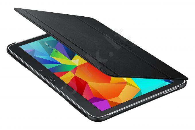 Samsung Galaxy Tab4 10.1 dėklas juodas