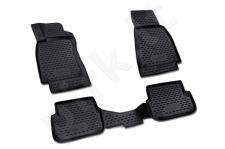 Guminiai kilimėliai 3D FIAT 500x 2014-> /L18013