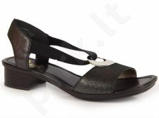 Basutės moterims odiniai Rieker 62662-03