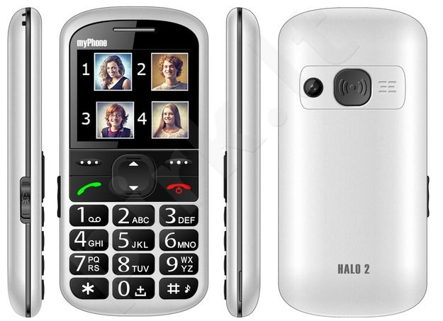 MyPhone HALO2 White