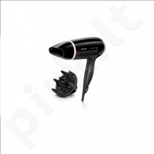 PHILIPS BHD004/00 Hair Dryer, 1800W, 3 flexible settings, Cool Shot, Diffuser, 1.8m cord