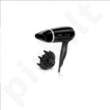 PHILIPS BHD004/00 Hair Dryer, 1800W, 3 flexible settings, Cool Shot, Diffuser, 1.8m cord