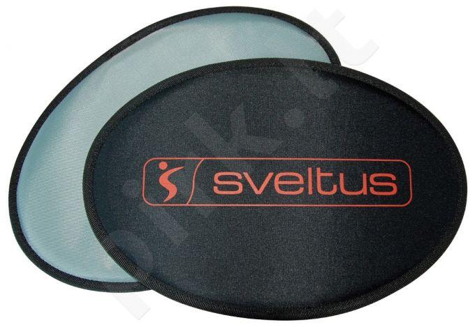 Aerobikos įrankis SVELtings gliding pads 2vnt.