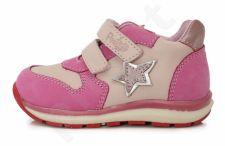 Auliniai D.D. step rožiniai batai 22-27 d. da031326b