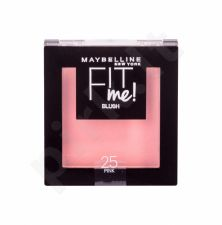 Maybelline Fit Me!, skaistalai moterims, 5g, (25 Pink)