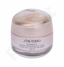 Shiseido Benefiance, Wrinkle Smoothing, dieninis kremas moterims, 50ml