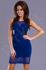 Emamoda suknelė - mėlyno atspalvio 8508-2