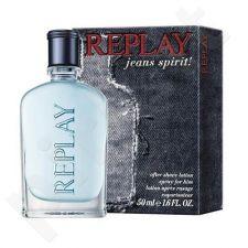 Replay Jeans Spirit! For Him, tualetinis vanduo vyrams, 50ml