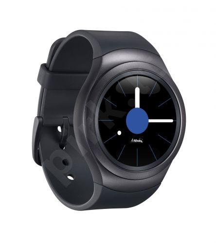Laikrodis Samsung Galaxy Gear S2 Sport Watch R7200ZKA juodas