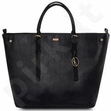 Rankinė shopper bag FELICE Grazia juoda