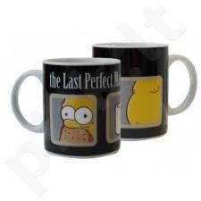 """Simpsonų puodelis """"Paskutinis tobulas vyras"""""""