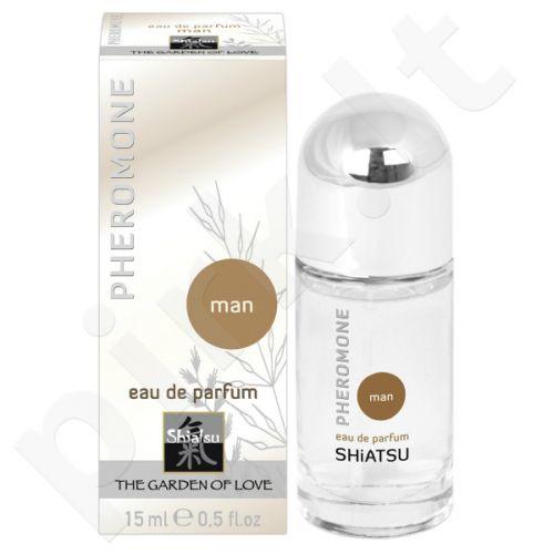 Feromoniniai kvepalai vyrams Shiatsu 15 ml