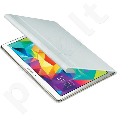 Samsung Galaxy Tab S 10.5 atverčiamas dėklas baltas