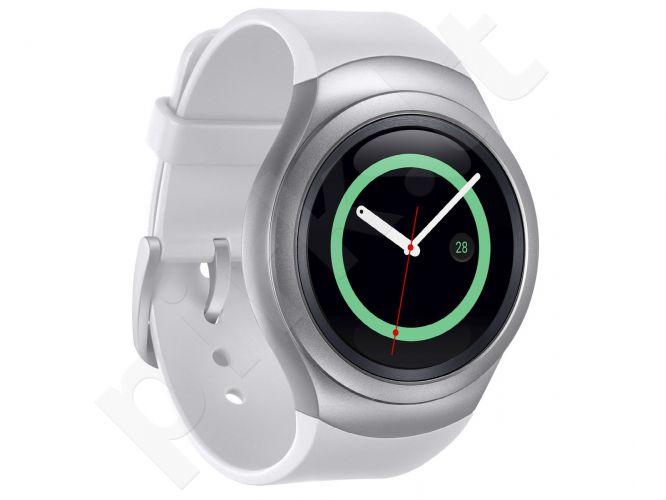 Laikrodis Samsung Galaxy Gear S2 Sport Watch R7200ZWA baltas