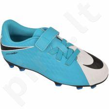 Futbolo bateliai  Nike Hypervenom Phelon III FG Jr 852589-104