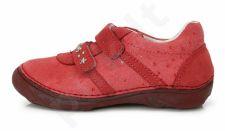 Auliniai D.D. step raudoni batai 31-36 d. 046604l